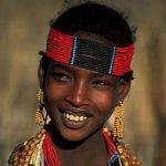 Why save in gold – five strong reasons - Girl from the African tribe