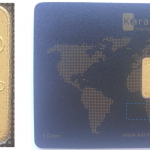 Karatbars gold card – a detailed look at its features - front