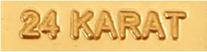 What does 999 mean in gold, and what is 24 karat gold - both questions answered - 24 karat