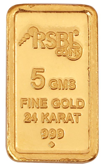 What does 999.9 mean in gold? It is indication of good purity - bar