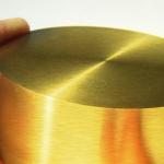 Gold uses in medicine - titamium gold