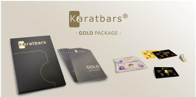 Karatbars compensation plan explained - gold package