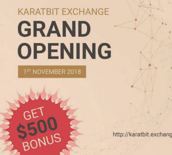 Karatbars Open Its Own Exchange - Karatbit!