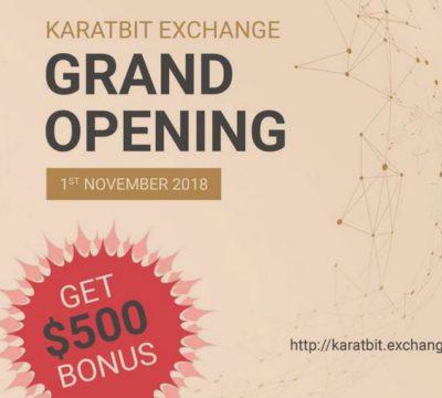 Karatbars Open Its Own Exchange - Karatbit!