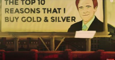Why does Mike Maloney buy gold and silver. He lists his own reasons