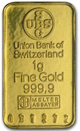 How and where to buy 24K gold bars online safely_UBS