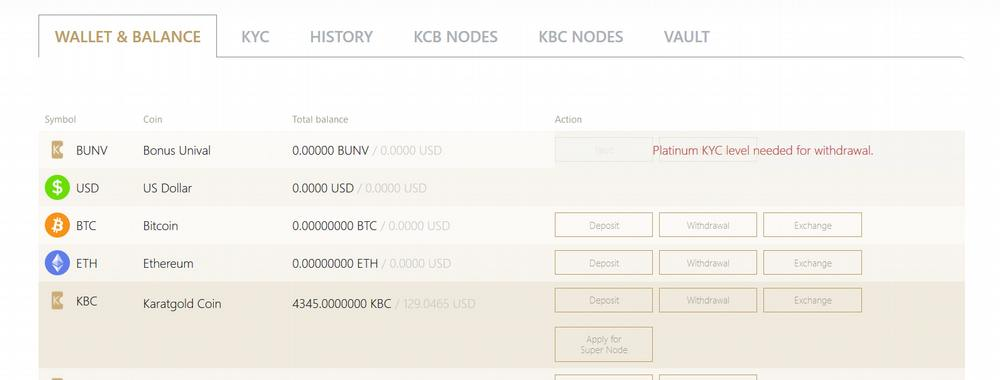 How to exchange KCB for KCB? What is exchange rate of 1 KBC in KCB coins?